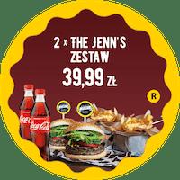 2 x Zestaw The Jenn's  za 39,99 zł