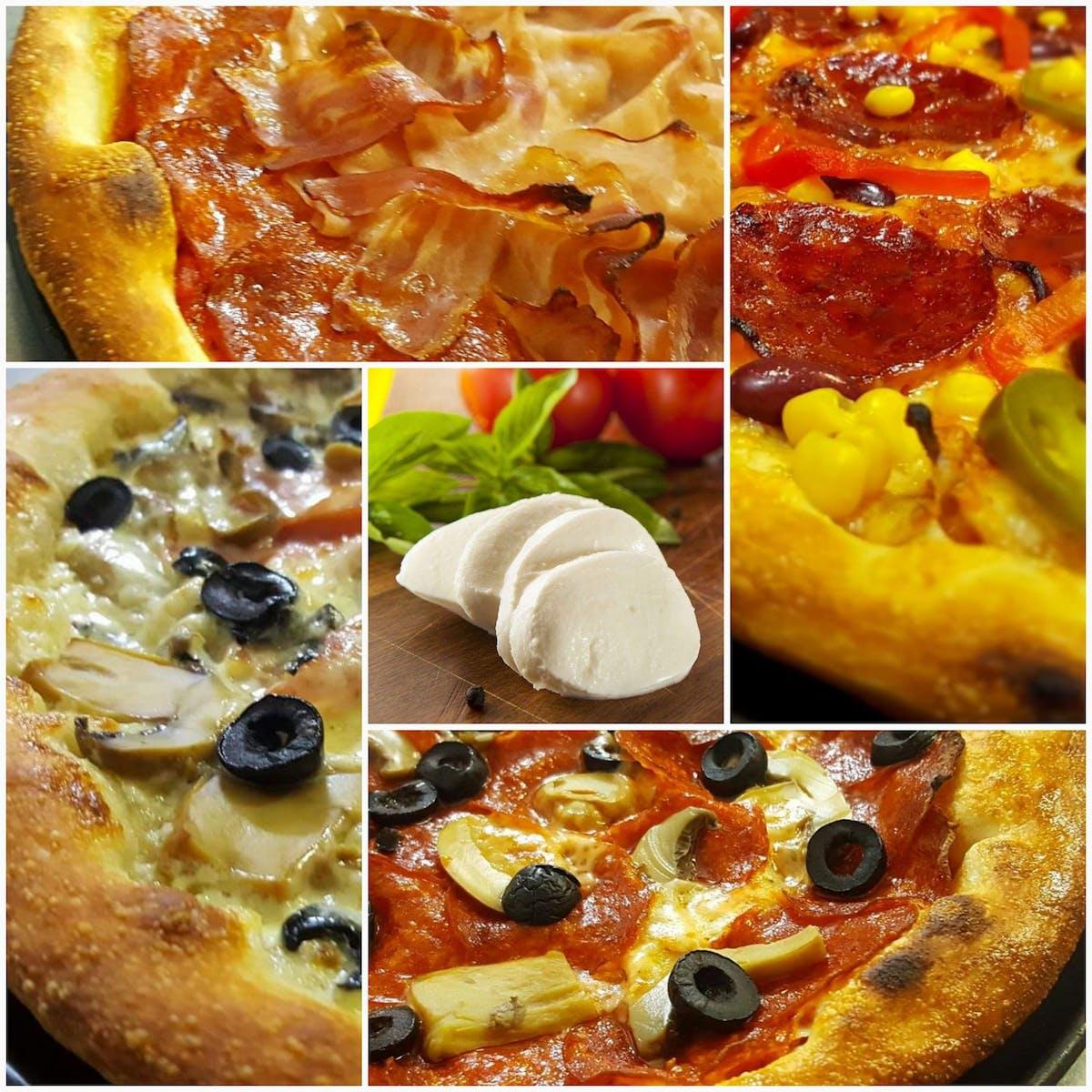 SORTIMENTE DE PIZZA