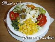 Akawi šalát s kukuricou (250G)