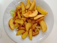 Potato z beconem
