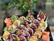 Barbecue & Sushi