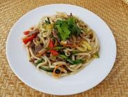 Makaron Udon z wołowiną (500 g)