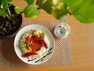 Thai Curry z krewetkami