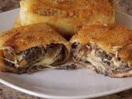 Krokiety z pieczarkami i serem (2 szt, )