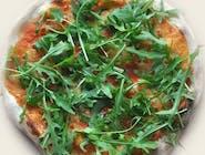 5. Rucola (sos czerwony)