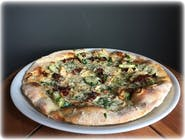 Pizza Rosso-verde