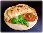 Calzone pollo (pizza-pieróg - sos czerwony)
