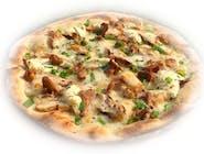 Pizza Gallinacci (sos biały)