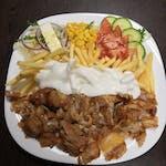 6. Kebab tanier XXL
