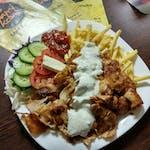 5. Kebab tanier
