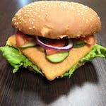 19. Syrový Burger