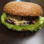 12. Kebab Cheese Burger