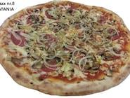 8. Pizza Katania