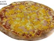 11. Pizza Hawajska