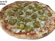 12. Pizza Rustica