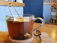 Herbata jabłkowo-malinowa
