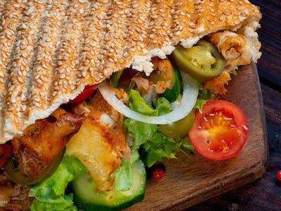 Kebab gigant