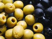 Oliwki czarne 70g