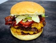 Double Bekon Burger