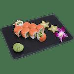 Uramaki - California z łososiem