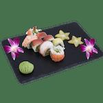 Uramaki - Rainbow roll
