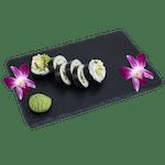 Futomaki  - Wegańskie z tofu w tempurze