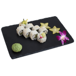 Uramaki - Paluszek krabowy i sezam