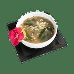 Zupa Misoshiru tofu to wakame