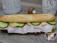 Sandwich cu mușchi file