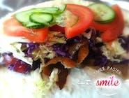 Kebab w cieście  mały