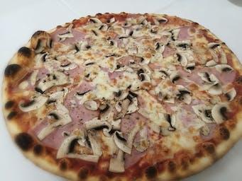 Pizza šampiňónová