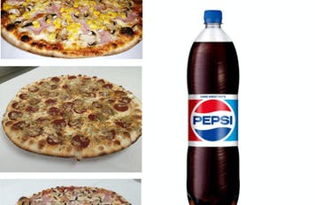 1,5 l   Kofola alebo Pepsi