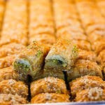 Baklava pistacjowa