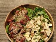 Sałatka Wędzone Tofu