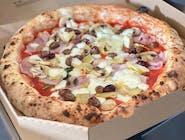 Pizza Rossa - 4. CAPRICCIOSA