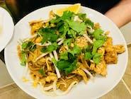 Pad Thai z kurczakiem i z tofu