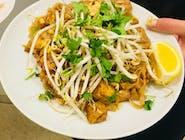 Pad Thai z warzywami i tofu