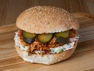 Burger Szarpany Klasyk