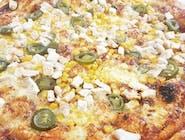 23. Pizza BBQ pollo veľká (1,7,12)