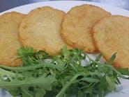 Bezlepkové mini zemiakové placky  4ks