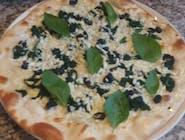 17. Pizza Bianca malá (1,7,12)