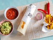 Burrito Grillowany Kurczak