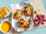Taco Wołowina (chilli con carne)