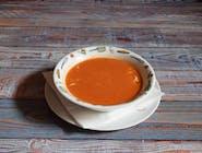 Zupka pomidorowa z makaronem