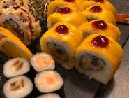 Weekendowe Sushi dla singla :)