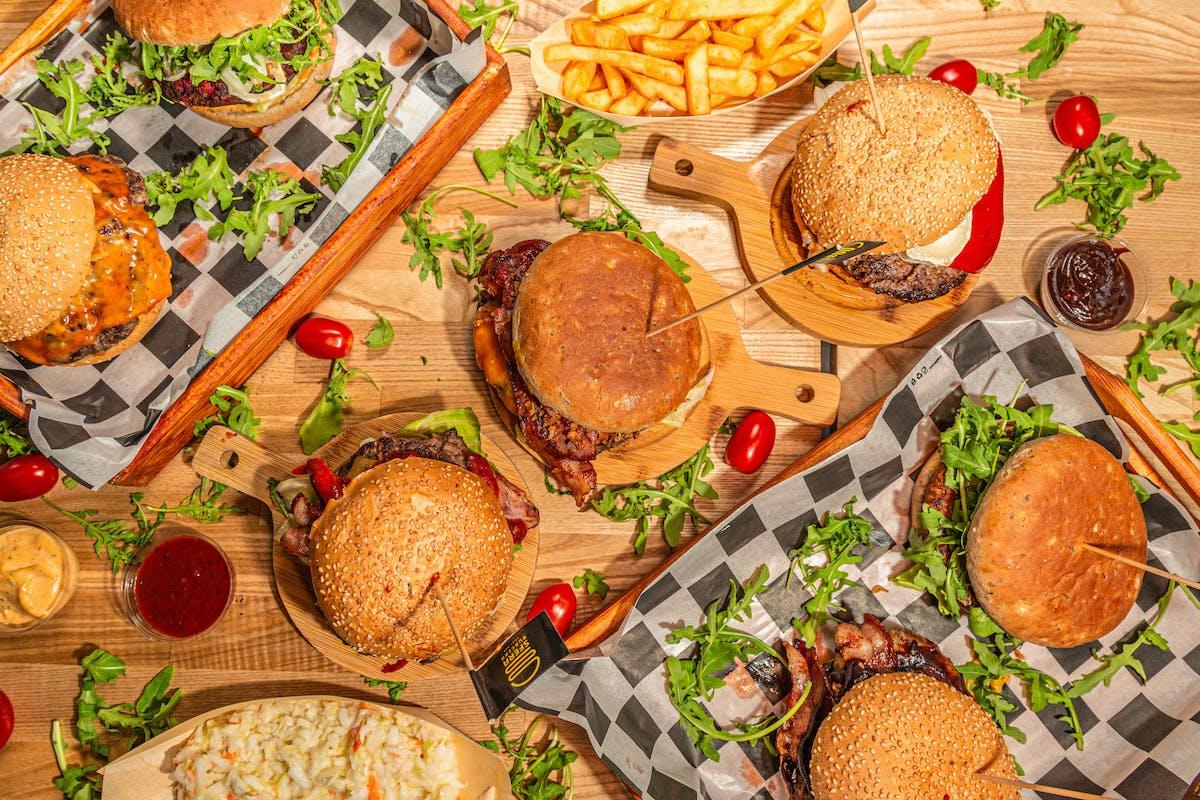 SFERA BURGERA - Klasyczne Burgery