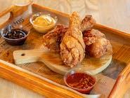 Pałka z kurczaka panierowana łagodna - 100% naturalna panierka