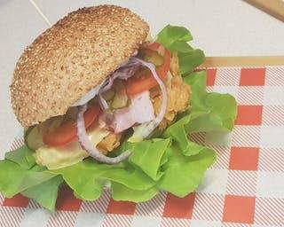 Burger SzymiKurczak