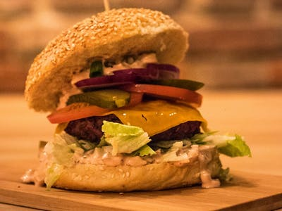 Burger Just Classic