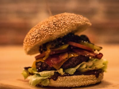 Burger Just BBQ